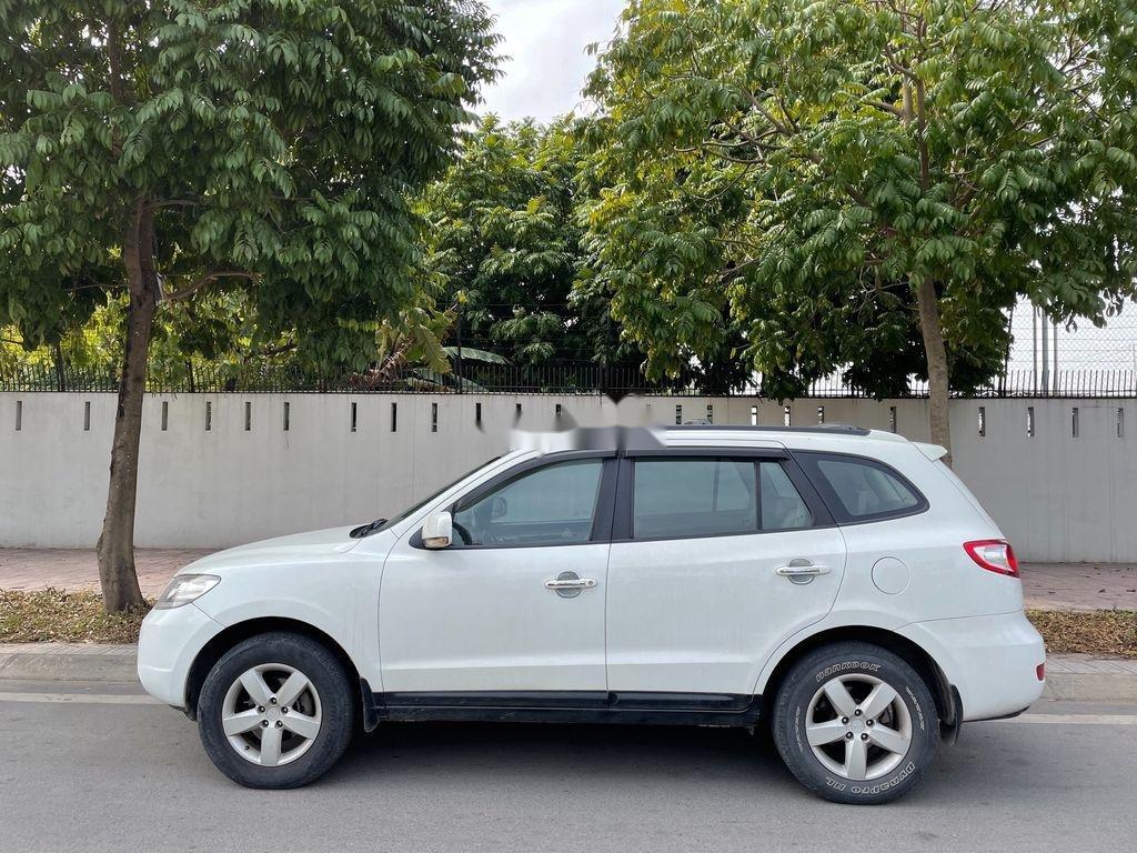 Bán ô tô Hyundai Santa Fe năm sản xuất 2008, xe nhập còn mới (3)