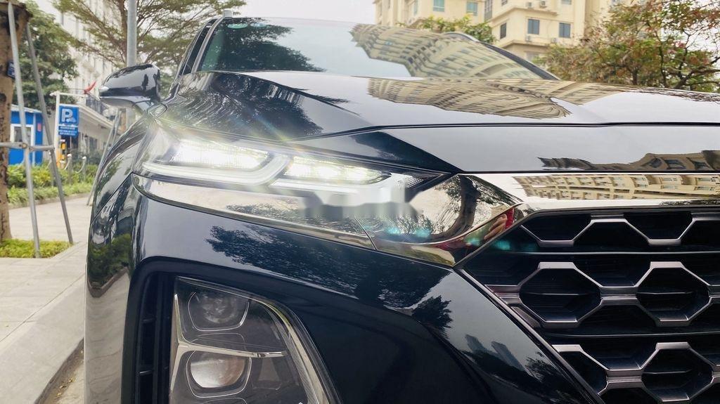 Bán Hyundai Santa Fe 2.2L AT 4WD năm 2019 (10)