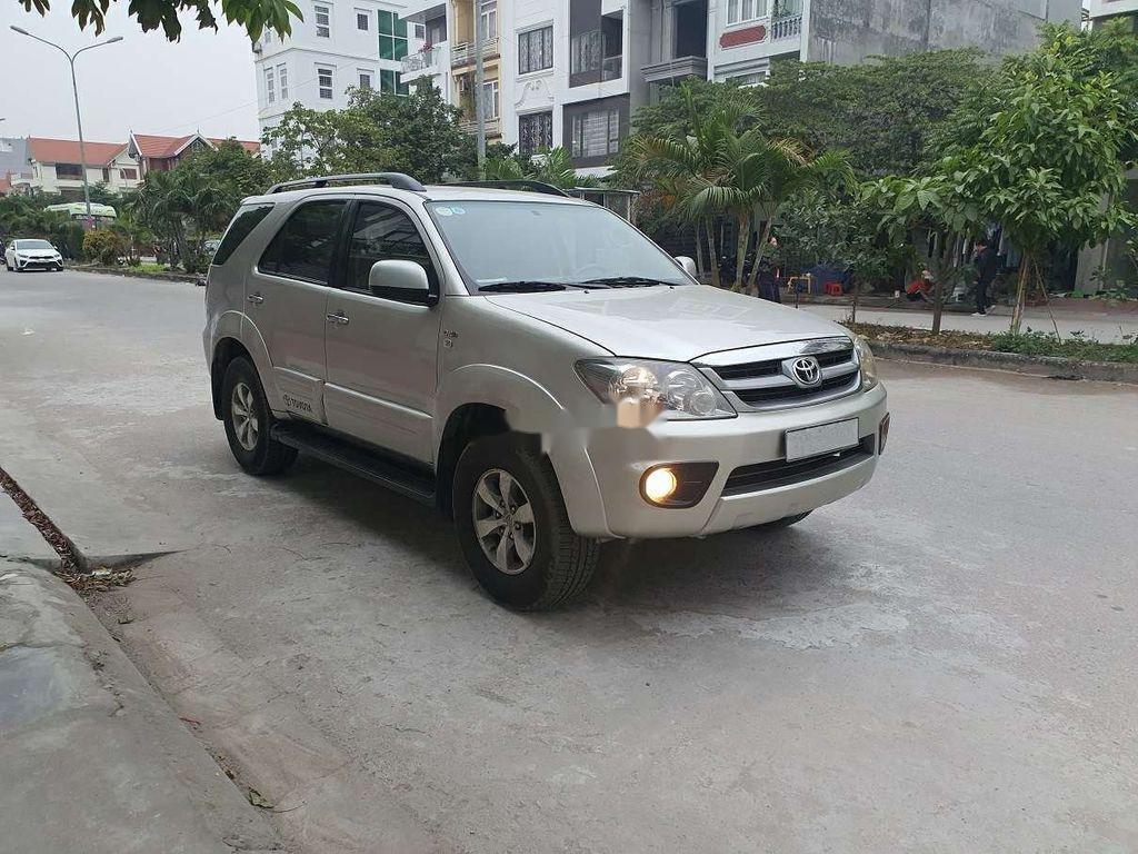 Cần bán lại xe Toyota Fortuner sản xuất 2007, nhập khẩu còn mới (12)