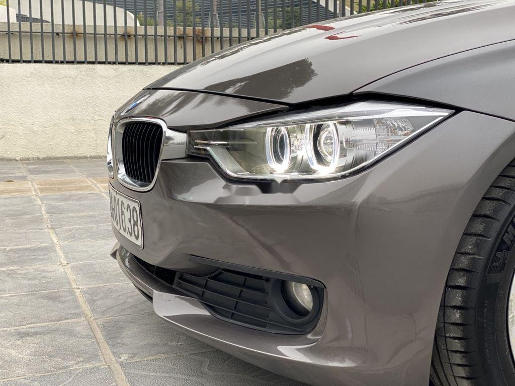 Bán BMW 3 Series 328i 2011, màu xám, xe nhập (2)