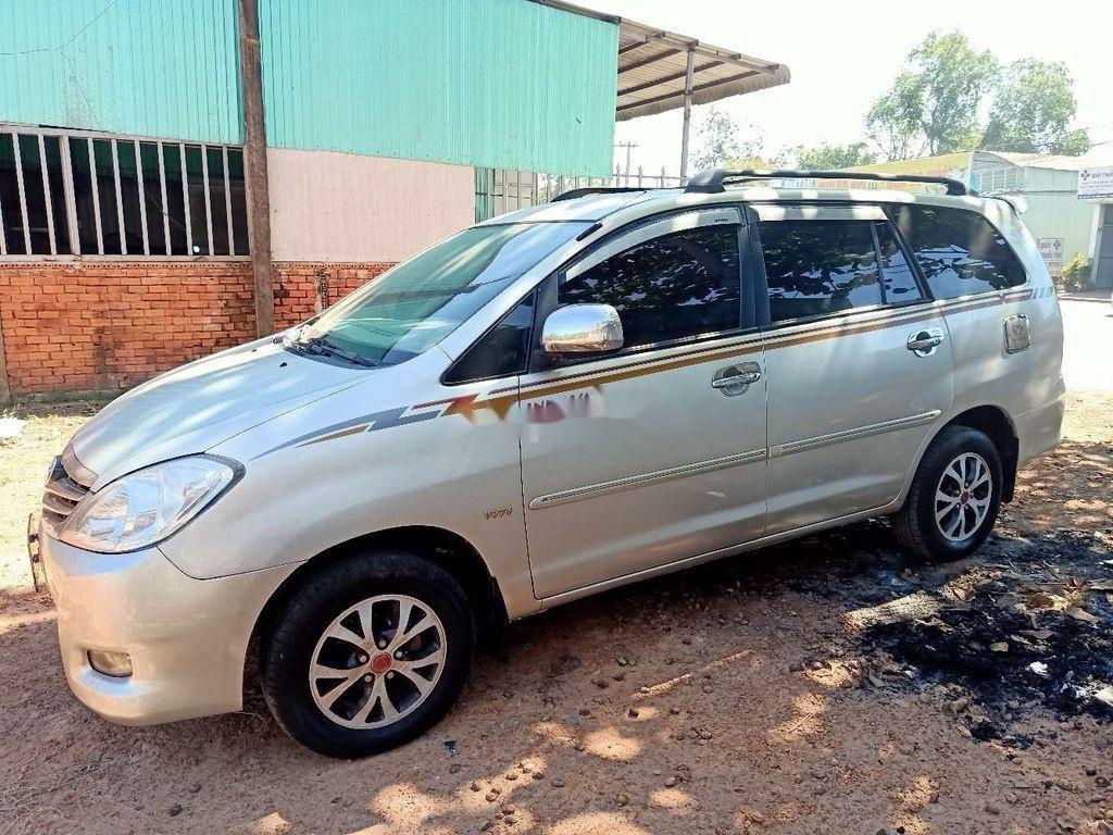 Bán ô tô Toyota Innova sản xuất 2006 còn mới (4)