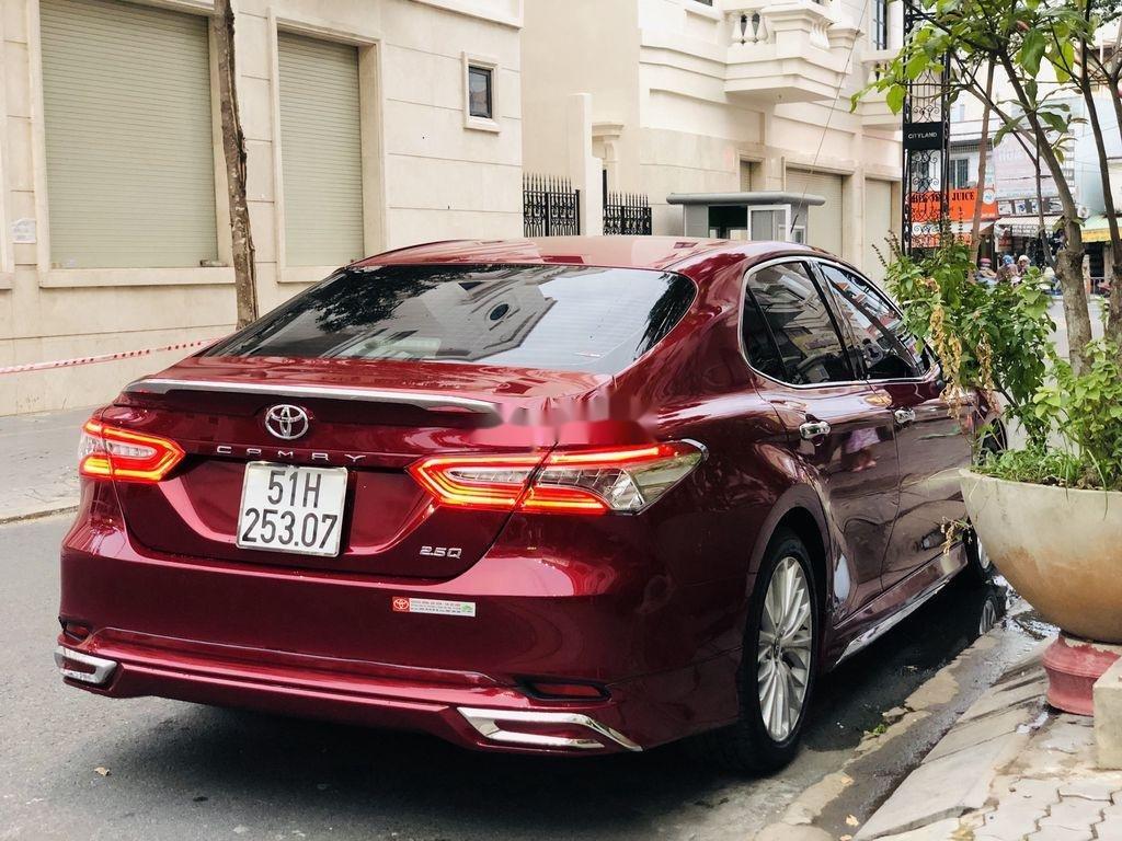 Bán ô tô Toyota Camry năm sản xuất 2019, nhập khẩu còn mới (7)