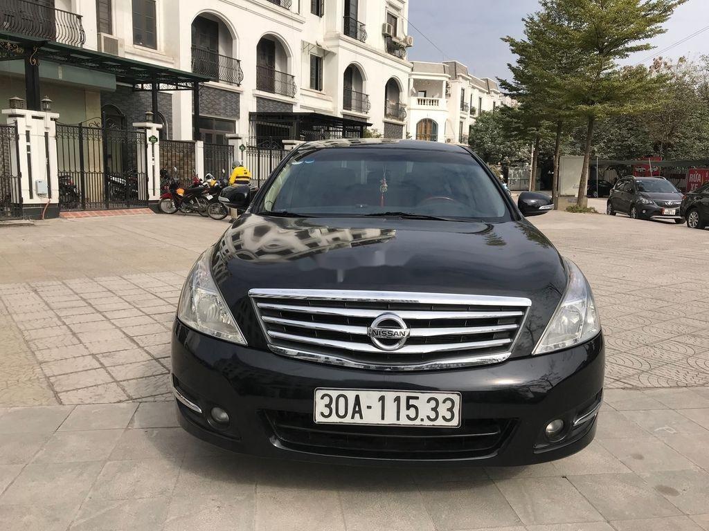 Bán Nissan Teana năm 2011, nhập khẩu, giá chỉ 418 triệu (1)