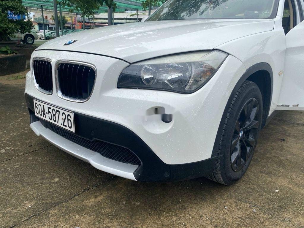 Bán BMW X1 2010, màu trắng, nhập khẩu còn mới (4)