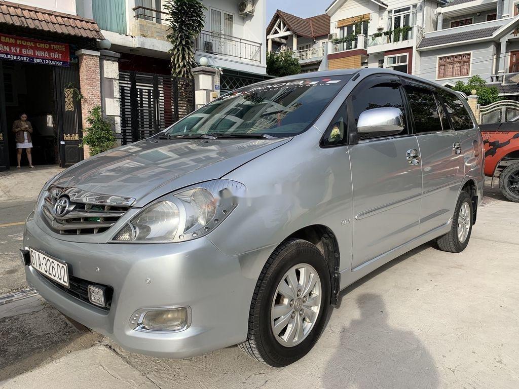 Cần bán lại xe Toyota Innova sản xuất năm 2009 còn mới, giá chỉ 305 triệu (2)