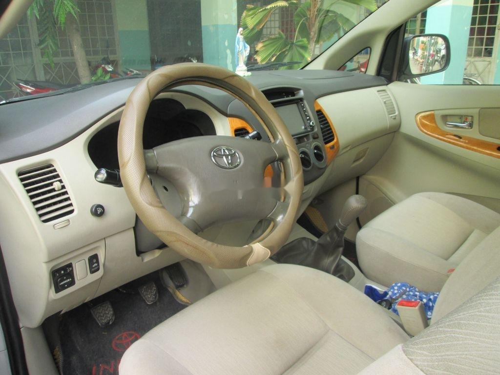 Cần bán xe Toyota Innova sản xuất năm 2011 còn mới, 376 triệu (4)
