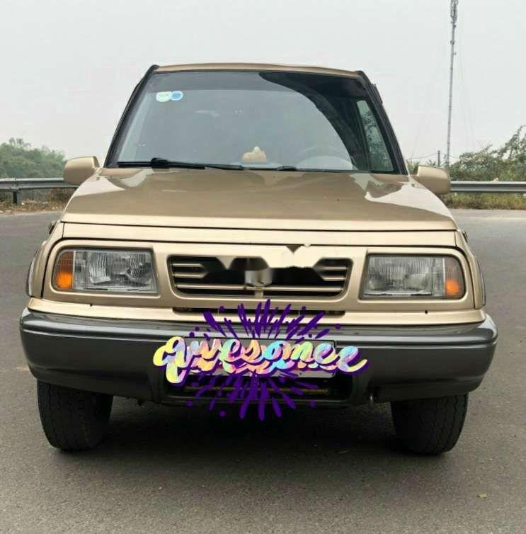Bán Suzuki Vitara năm sản xuất 2003, nhập khẩu nguyên chiếc còn mới (1)