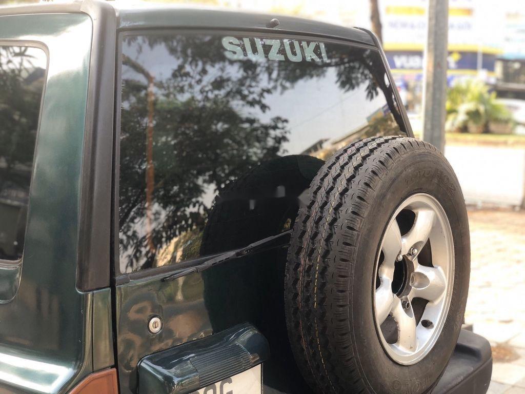 Cần bán lại xe Suzuki Vitara 2005, màu đen, nhập khẩu  (11)