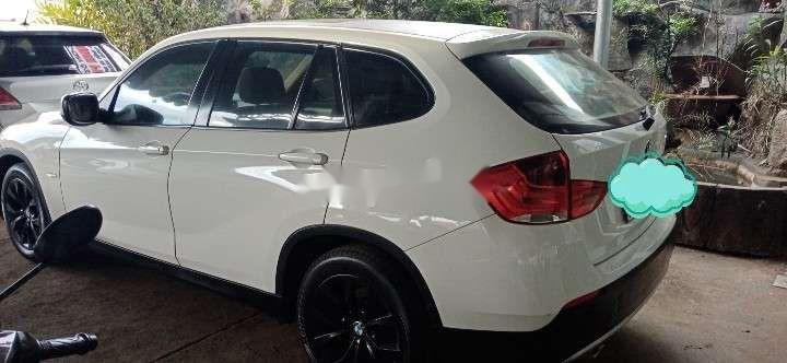 Bán ô tô BMW X1 sản xuất năm 2010, màu trắng (4)