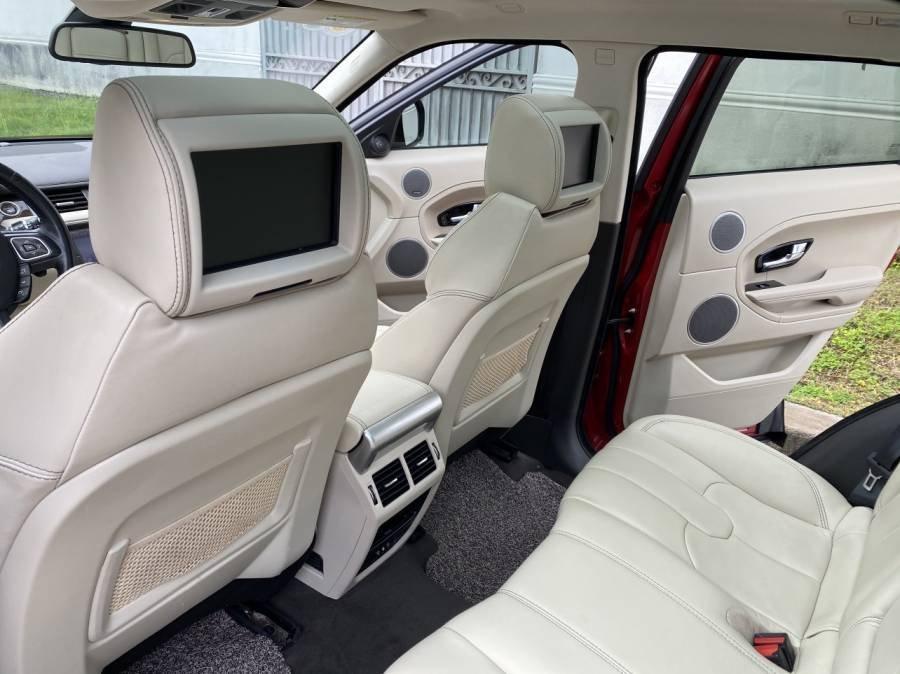 Cần bán xe LandRover Range Rover 2011, màu đỏ, nhập khẩu  (9)