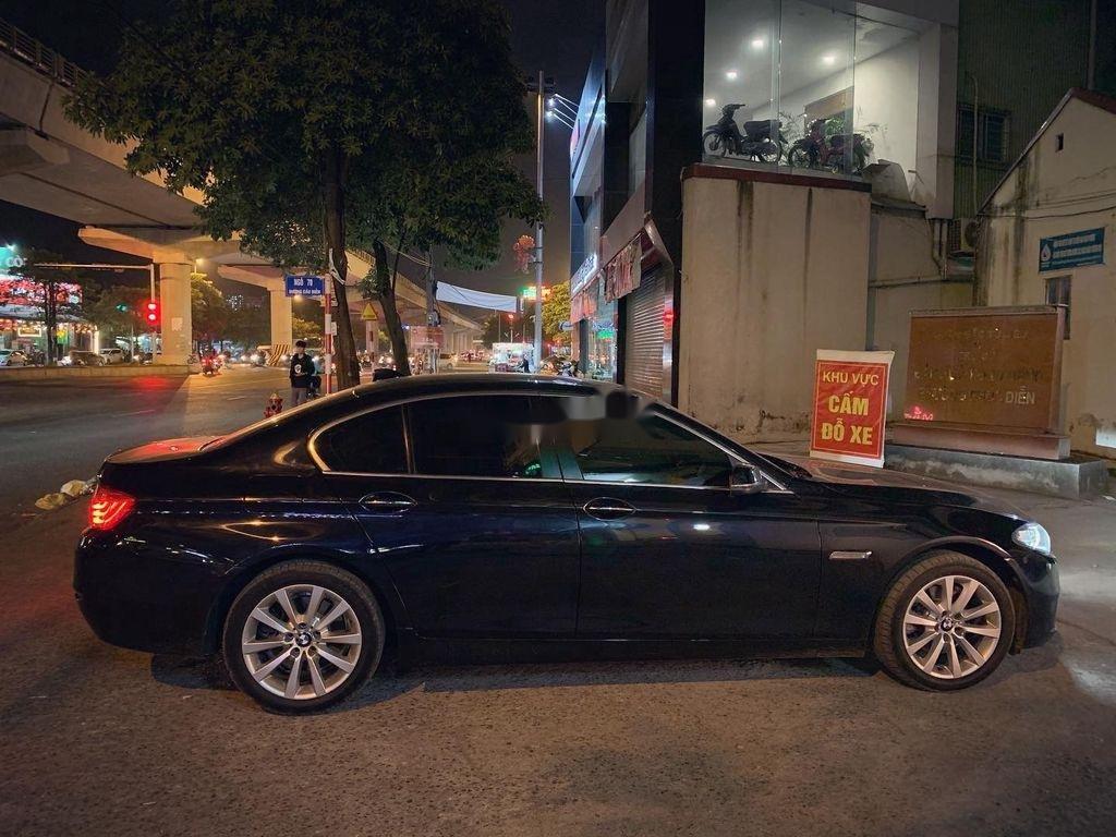 Bán ô tô BMW 5 Series 520i LCI năm sản xuất 2016, màu đen (5)