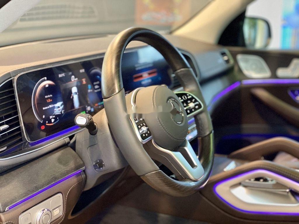 Bán ô tô Mercedes GLS450 đời 2020, màu trắng, nhập khẩu (2)