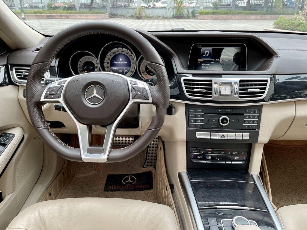 Cần bán Mercedes E250 AMG đời 2015, màu đen (9)