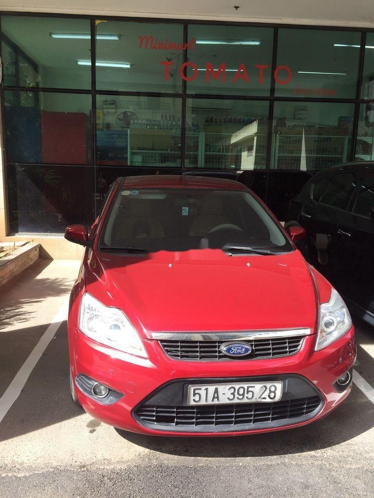 Cần bán gấp Ford Focus đời 2012, màu đỏ, 317tr (1)
