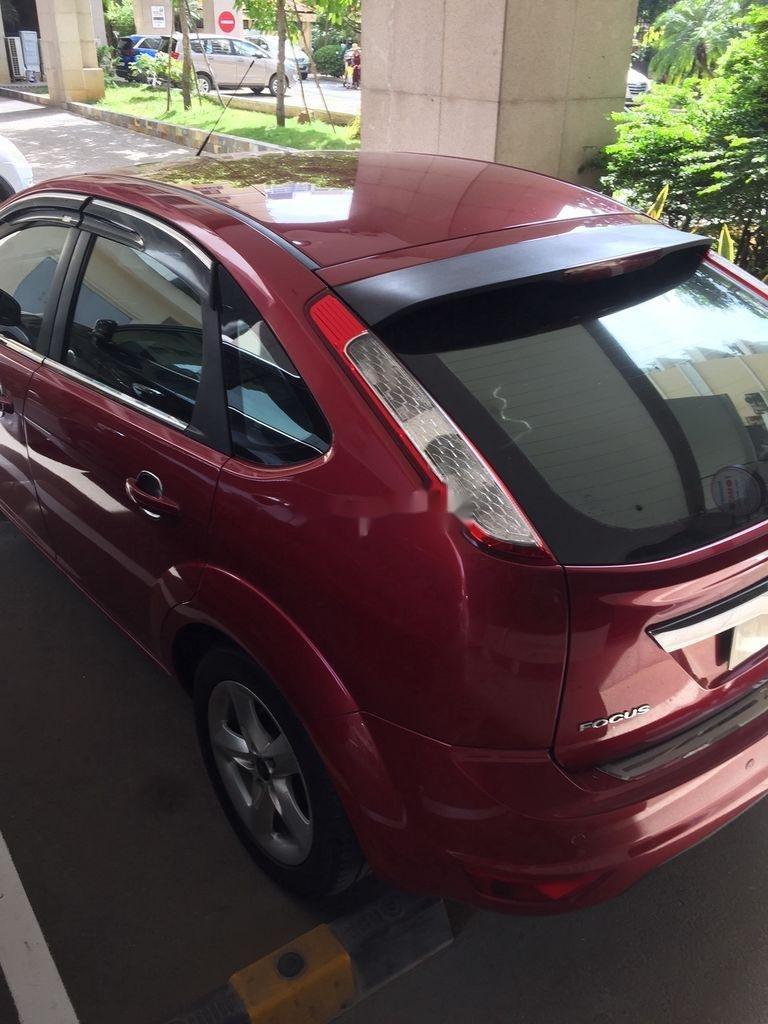 Cần bán gấp Ford Focus đời 2012, màu đỏ, 317tr (10)
