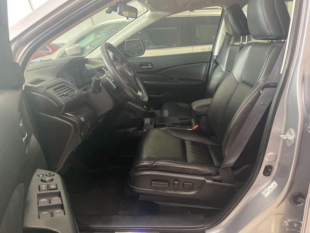 Bán Honda CR V 2017, màu bạc chính chủ, giá 790tr (5)