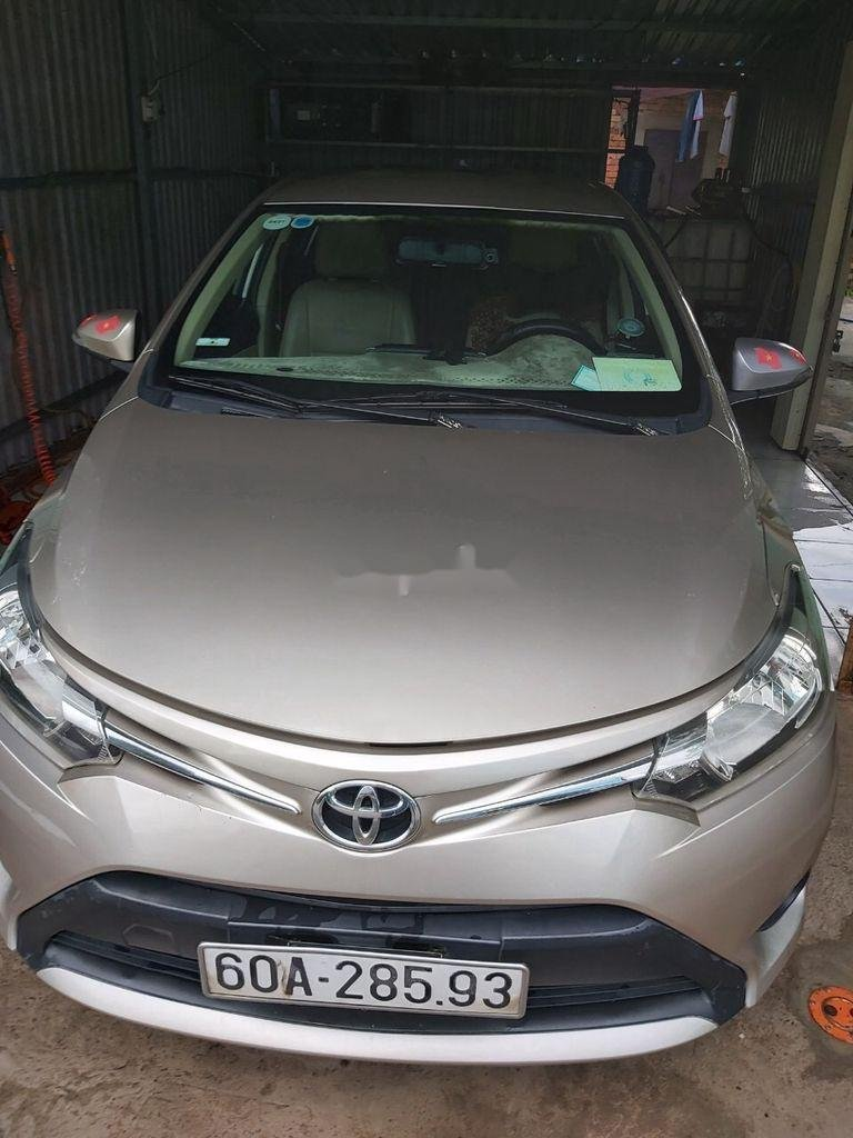Bán Toyota Vios năm sản xuất 2016, nhập khẩu còn mới (4)