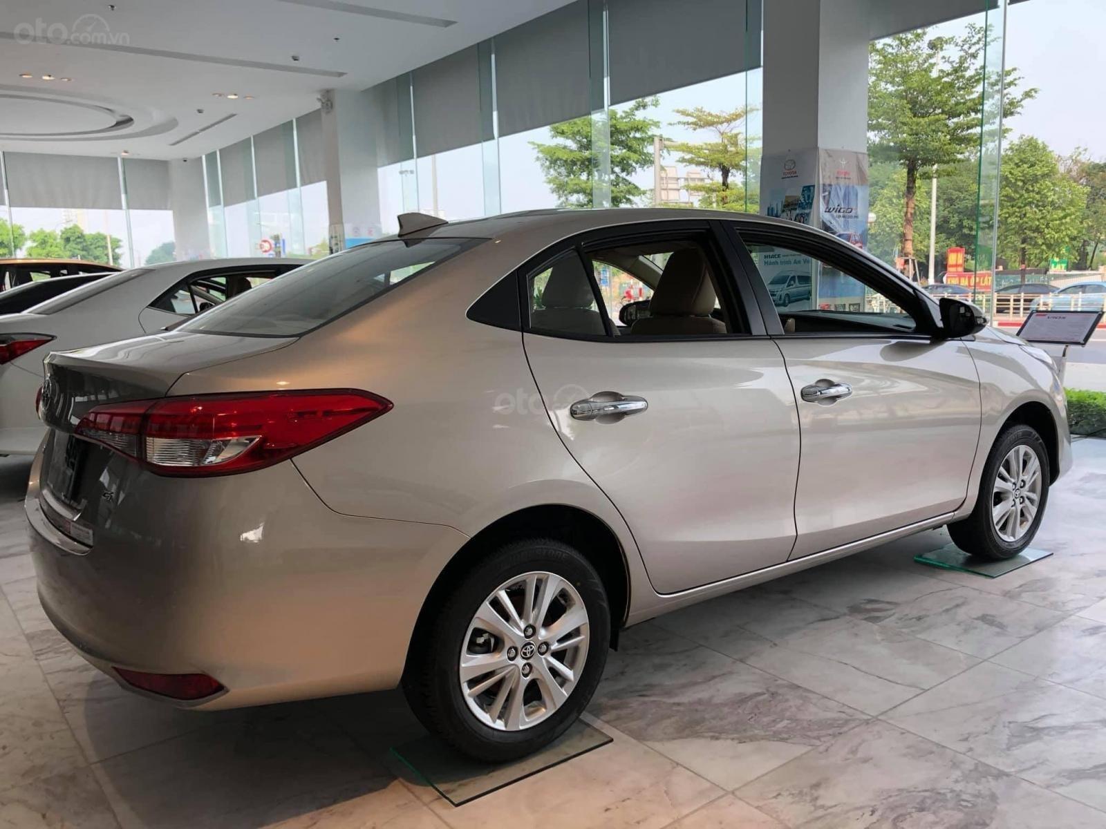 Toyota Vios 2021 xe giao tháng 1 ưu đãi tốt, hỗ trợ trả góp tối đa 80% (3)