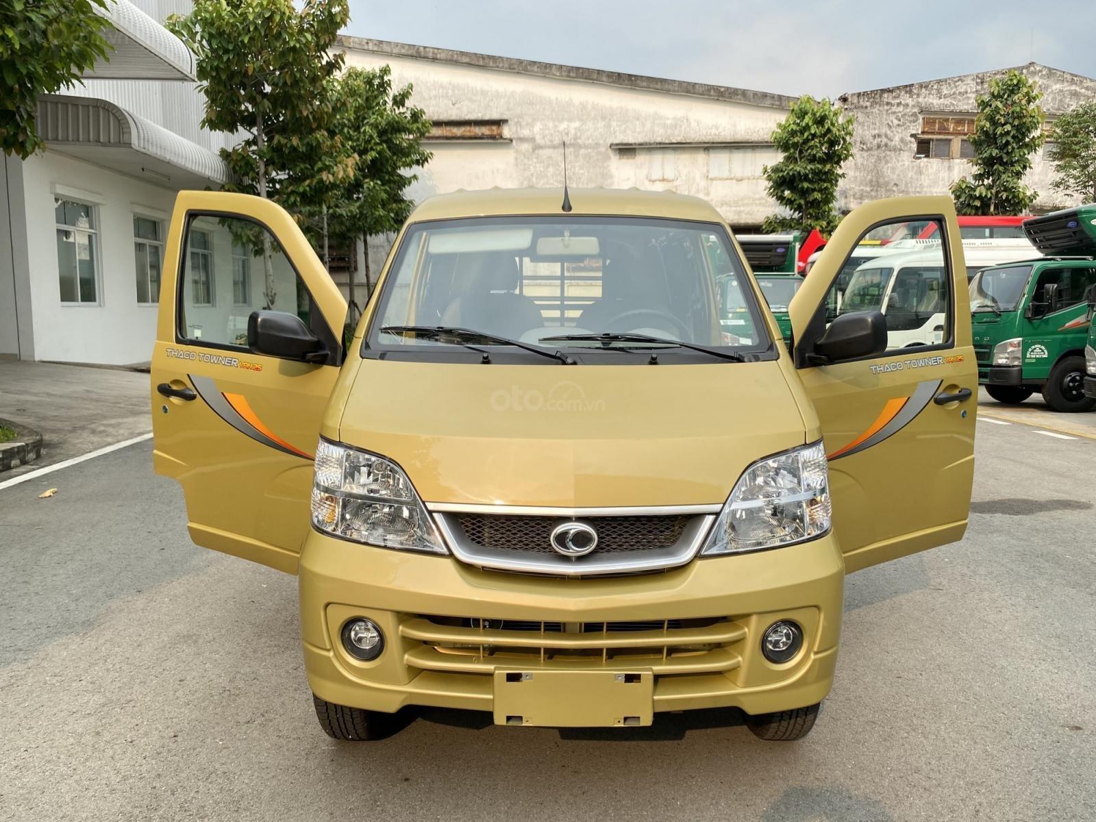 Thaco Towner Van 2S - 2 chỗ - 945kg chạy giờ cấm thành phố (3)
