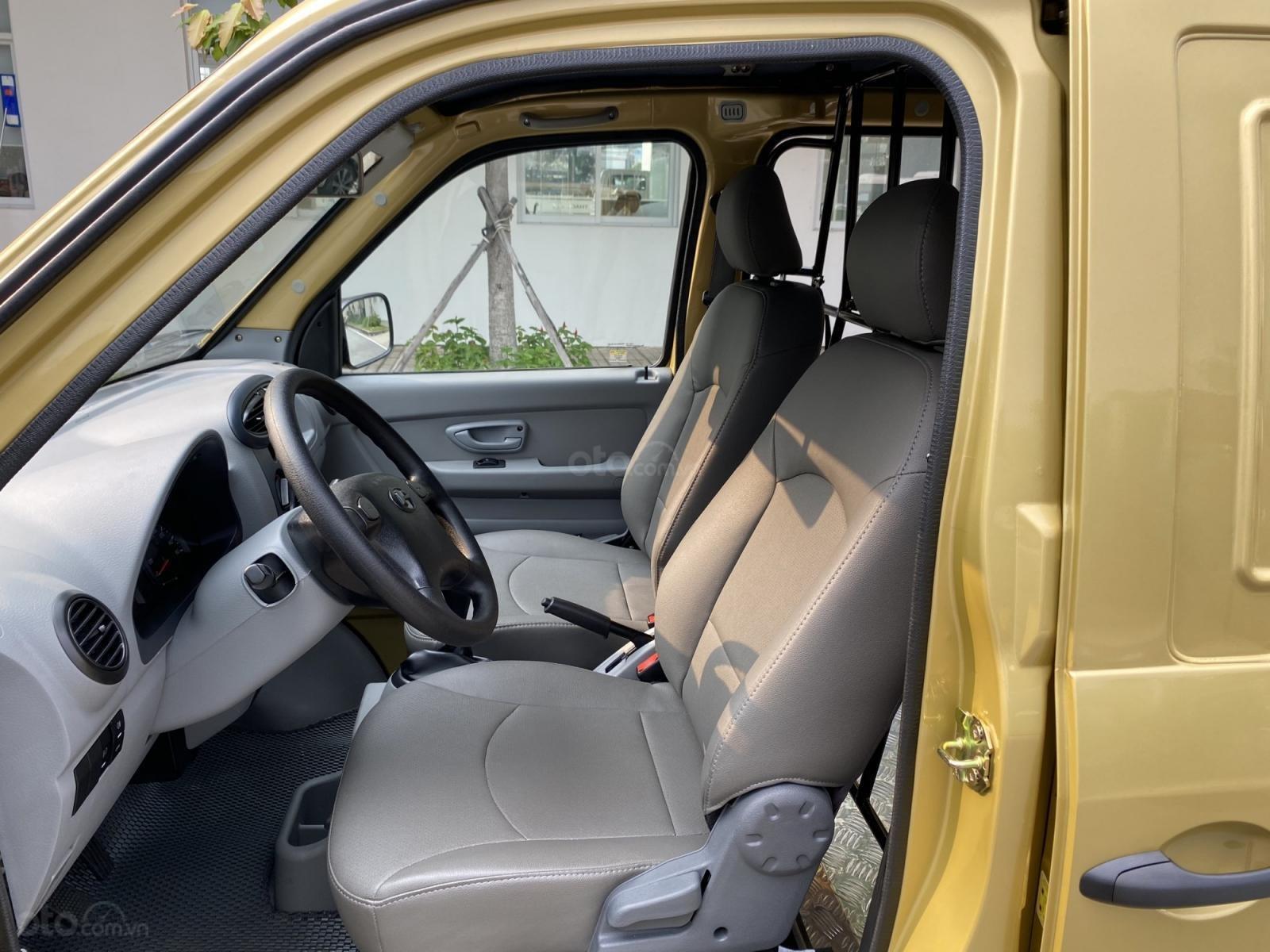 Thaco Towner Van 2S - 2 chỗ - 945kg chạy giờ cấm thành phố (4)
