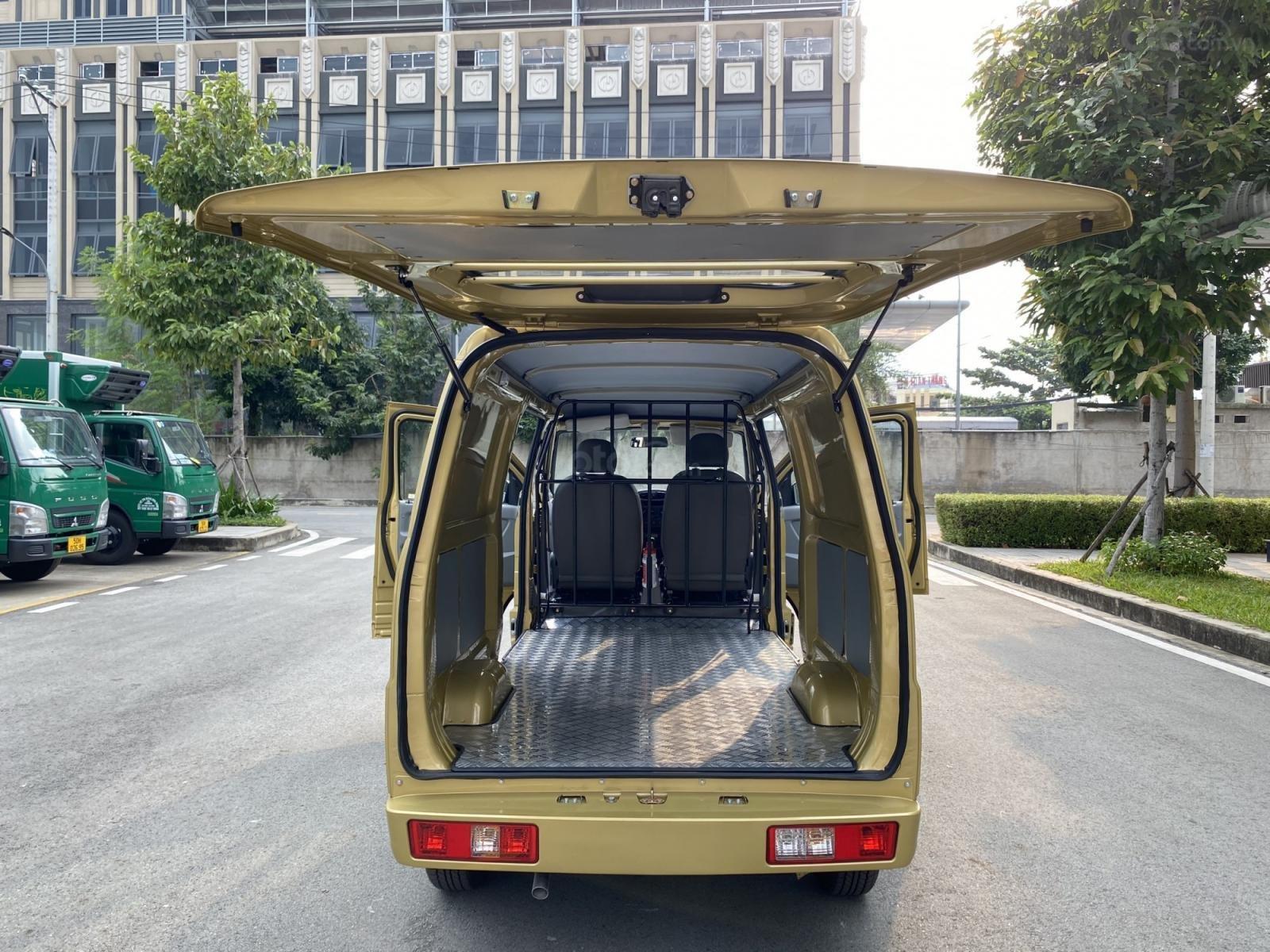 Thaco Towner Van 2S - 2 chỗ - 945kg chạy giờ cấm thành phố (8)