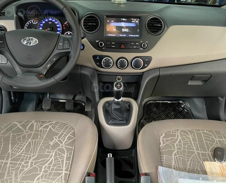 Hyundai i10 sản xuất 2019 Sedan bản full (5)