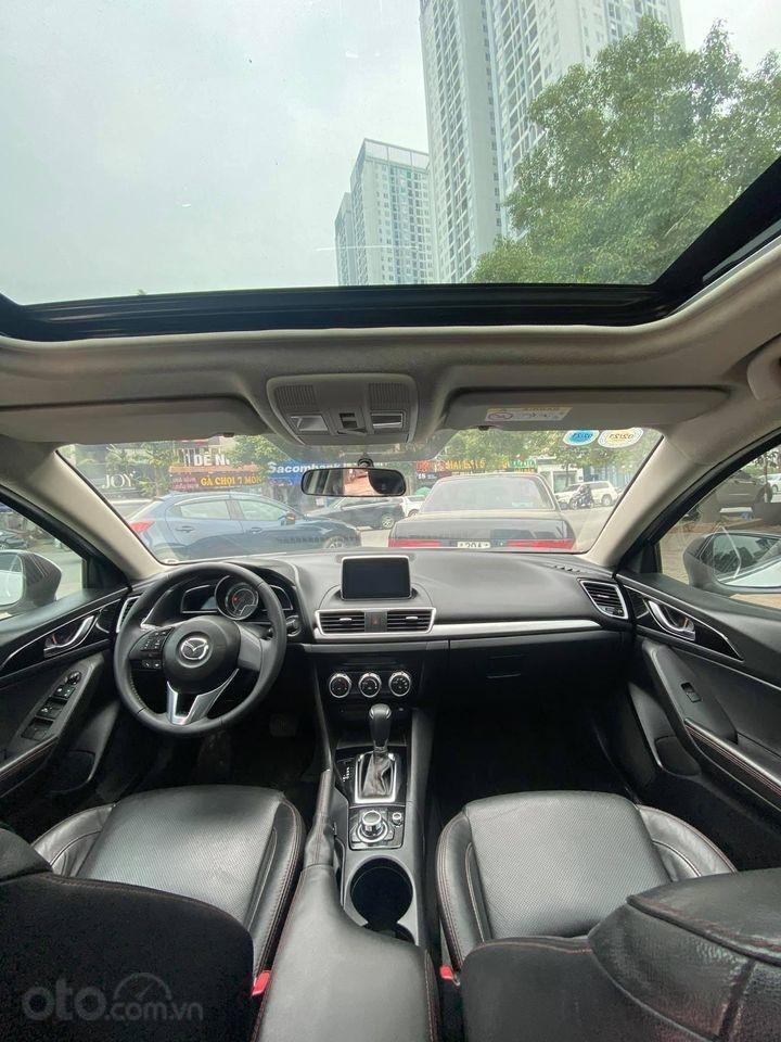 Bán Mazda 3 2.0 đời 2015, màu trắng (4)