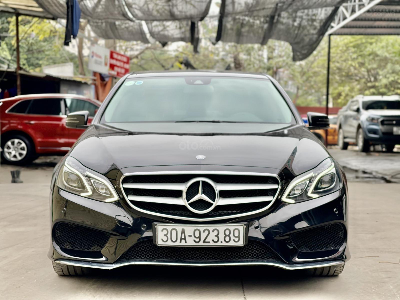 Siêu phẩm Mercedes E250 AMG đi giữ gìn 1 chủ từ đầu (1)