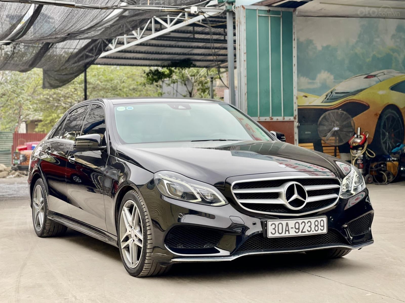 Siêu phẩm Mercedes E250 AMG đi giữ gìn 1 chủ từ đầu (11)