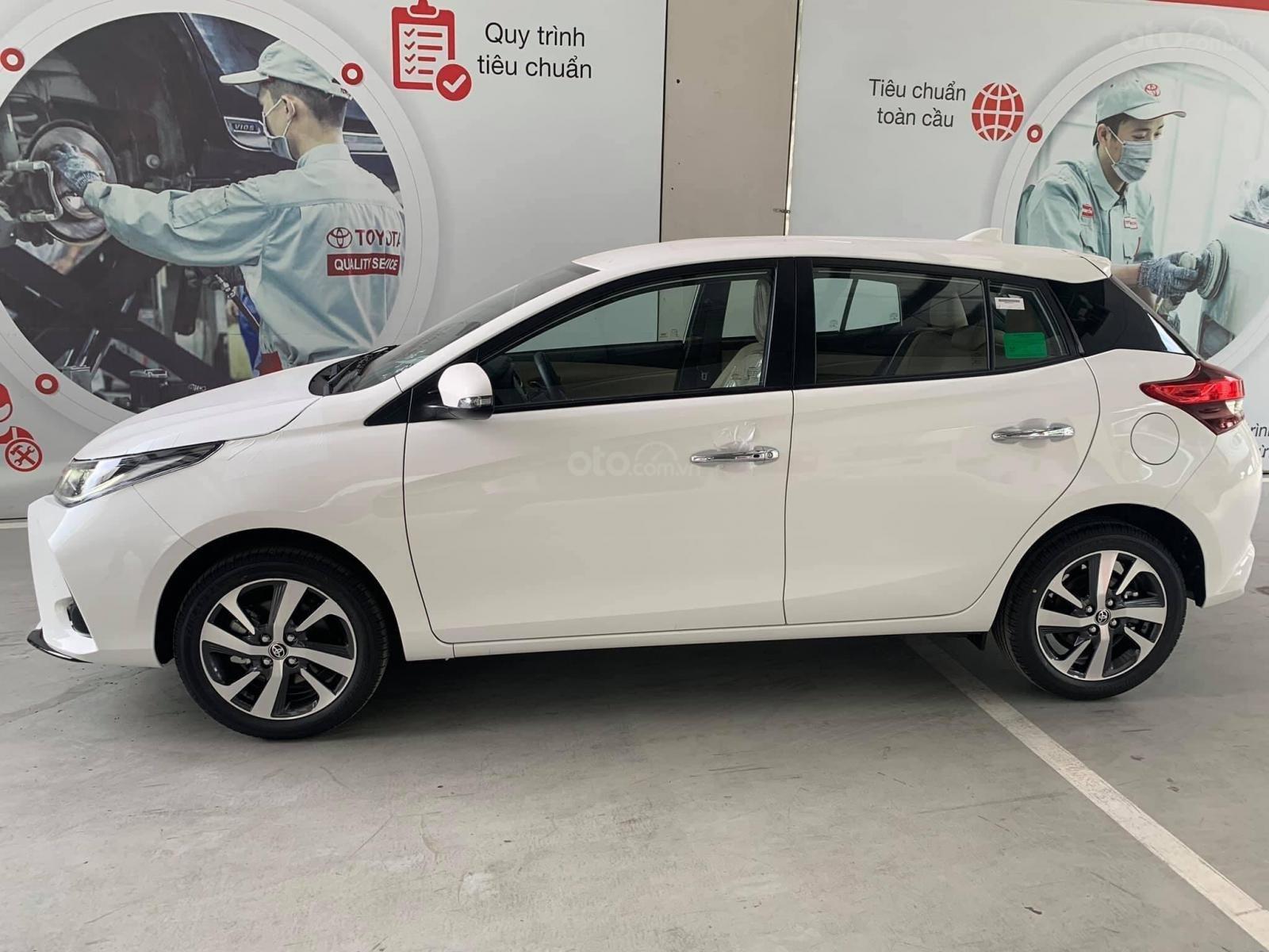 Toyota Yaris 2020 phiên bản mới, nhập khẩu nguyên chiếc Thái Lan, sẵn xe giao ngay (3)