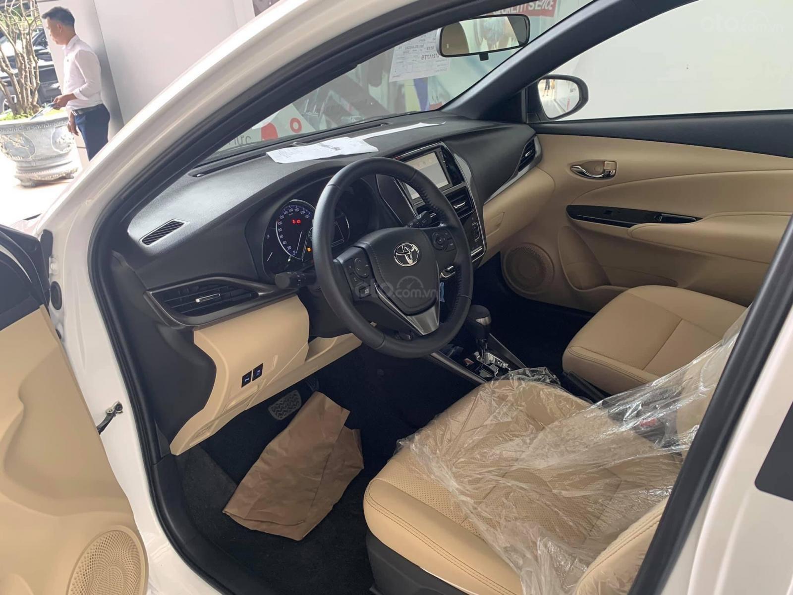 Toyota Yaris 2020 phiên bản mới, nhập khẩu nguyên chiếc Thái Lan, sẵn xe giao ngay (4)