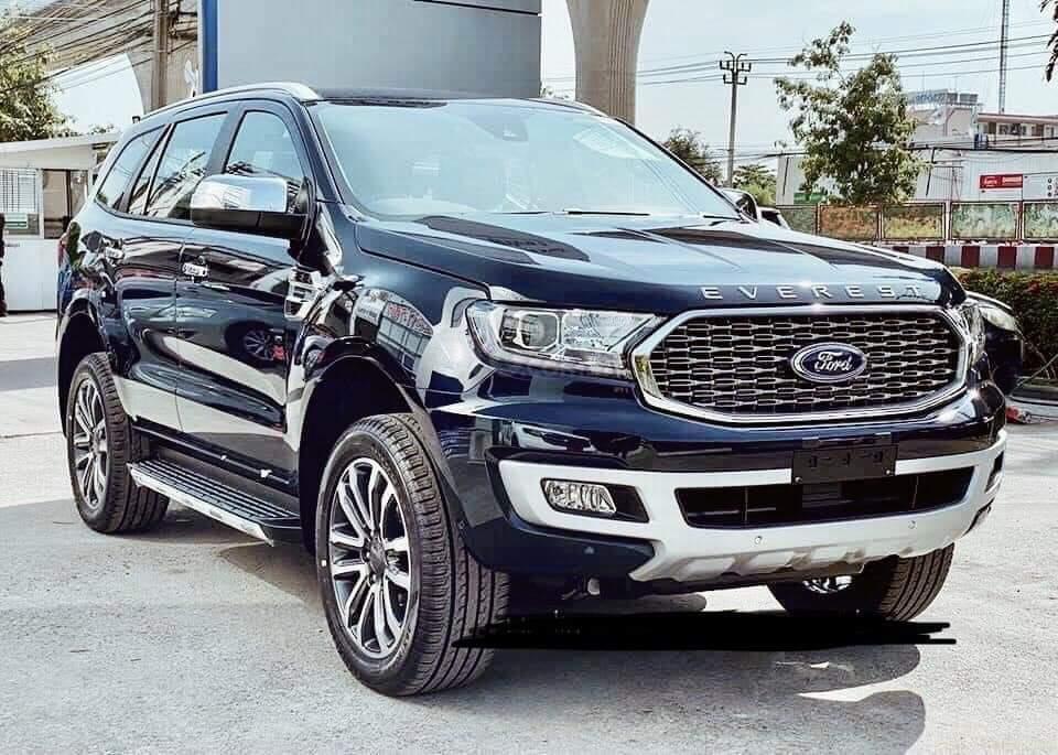 Ford Everest đủ màu - giao ngay trước tết (1)