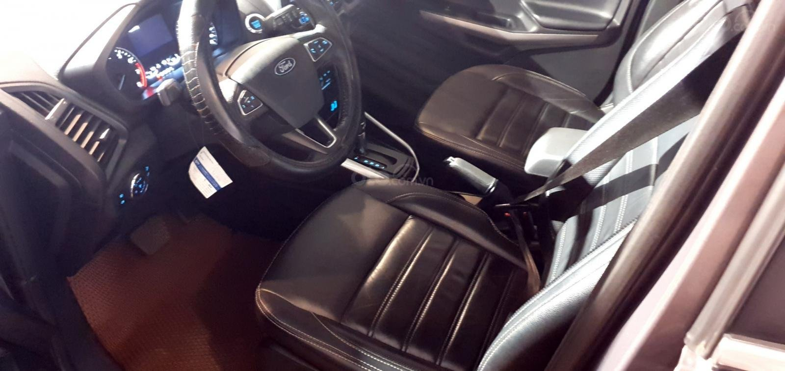 Ford Ecosport Titanium nâu 2018 xe đẹp cần tìm chủ (5)