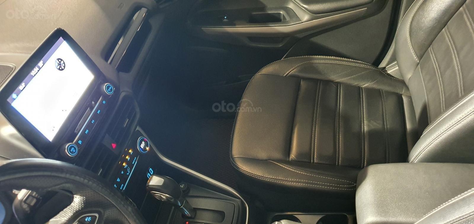 Ford Ecosport Titanium nâu 2018 xe đẹp cần tìm chủ (6)