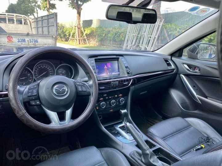 Bán Mazda 6 2.0AT đời 2015, chính chủ đi (4)