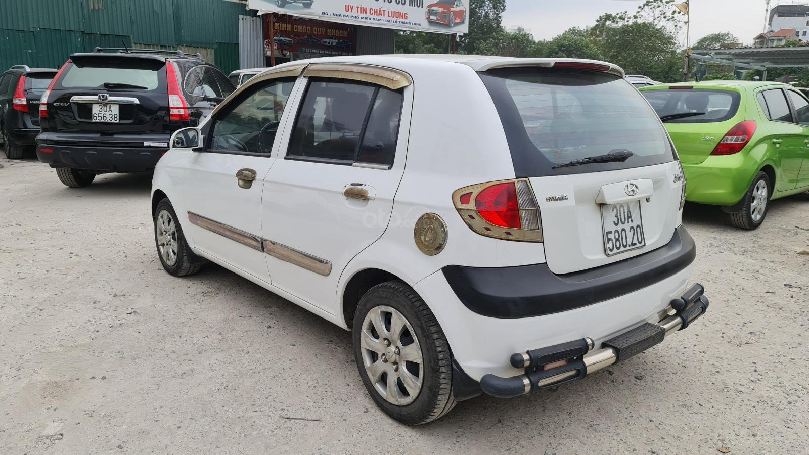 Hyundai Getz 1.1MT, SX 2008, xe gia đình (2)