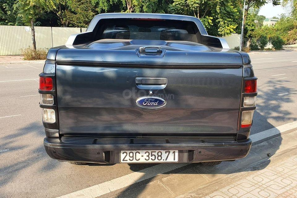 Bán Ford Ranger đời 2014, màu xanh đen, nhập khẩu (2)
