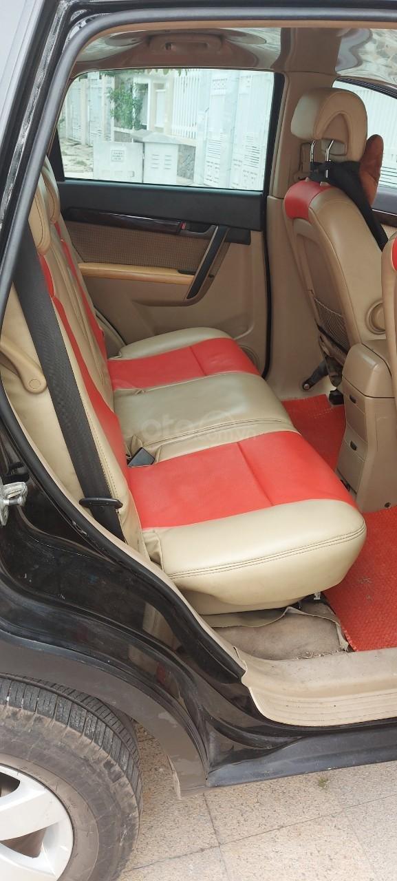 Gia đình bán nhanh Chevrolet Captiva máu dầu, sản xuất 2009 còn mới, giá 348tr (5)