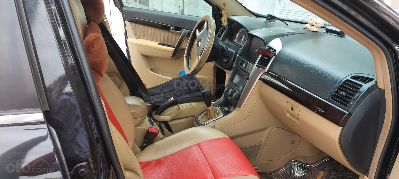 Gia đình bán nhanh Chevrolet Captiva máu dầu, sản xuất 2009 còn mới, giá 348tr (4)