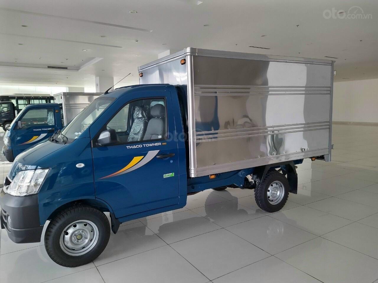 Xe tải 990kg Thaco Towner năm 2021 (2)