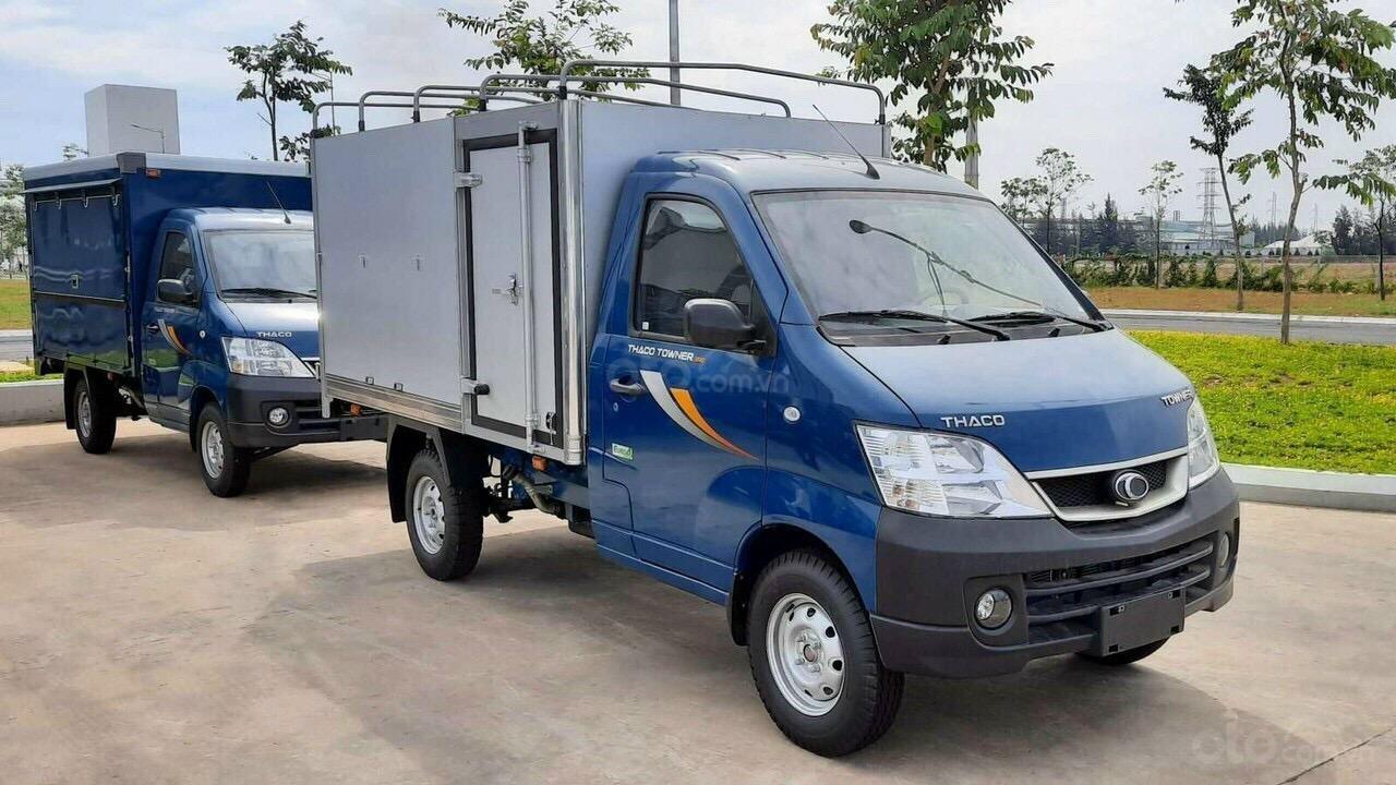 Xe tải 990kg Thaco Towner năm 2021 (7)