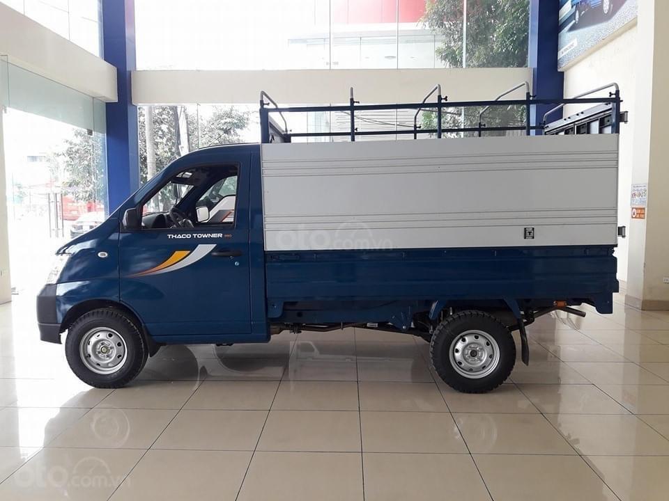 Xe tải 990kg Thaco Towner năm 2021 (9)