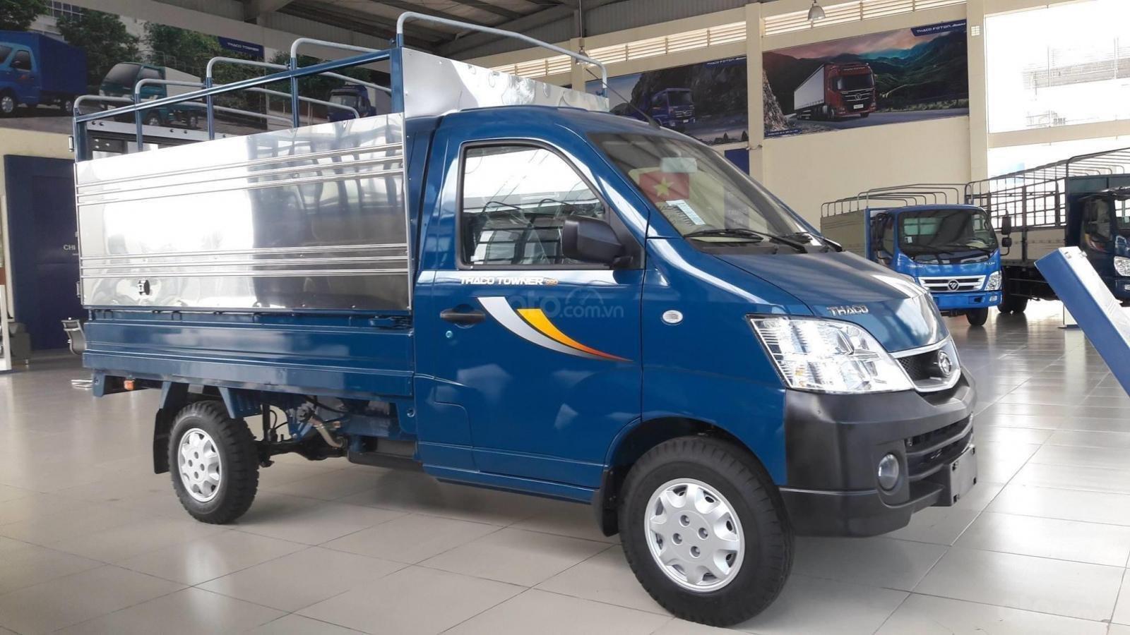 Xe tải 990kg Thaco Towner năm 2021 (8)