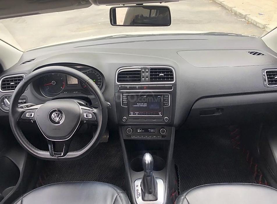 Bán ô tô Volkswagen Polo sản xuất năm 2018, màu trắng, xe nhập (4)