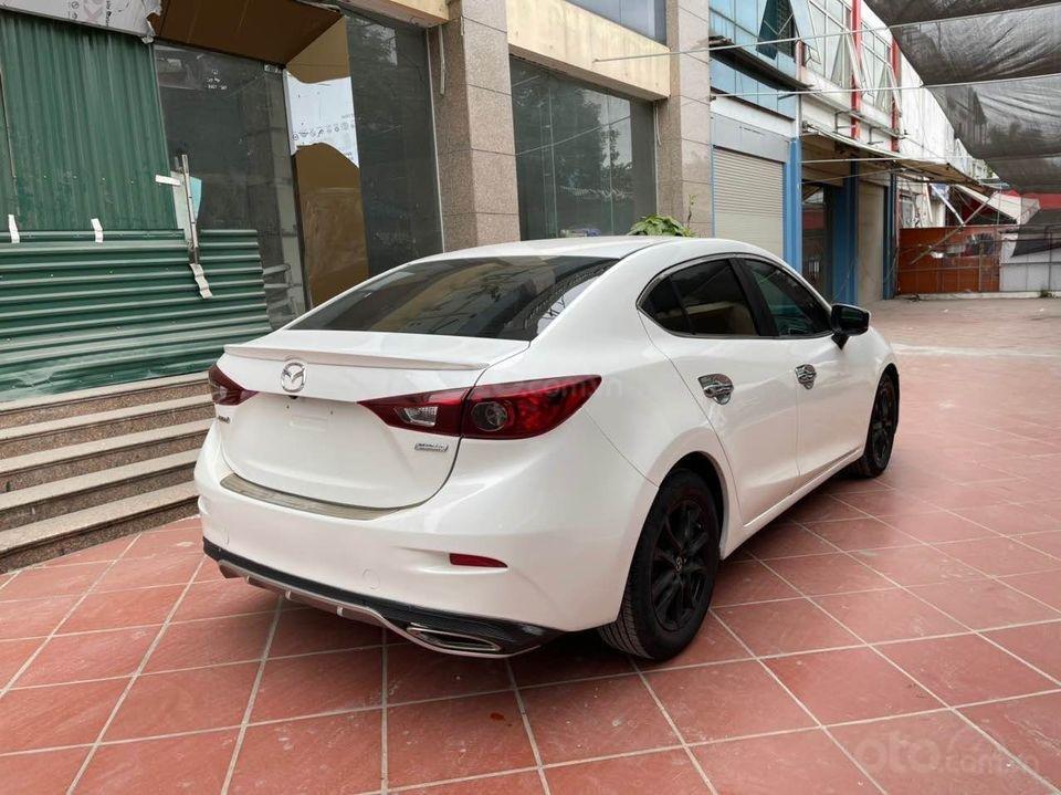 Bán Mazda 3 1.5AT Premium sản xuất 2017, màu trắng (2)