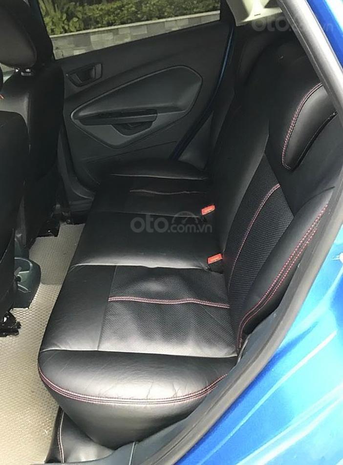 Cần bán gấp Ford Fiesta S 1.5 AT sản xuất 2013, màu xanh lam (3)