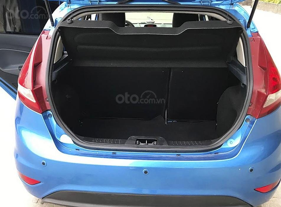 Cần bán gấp Ford Fiesta S 1.5 AT sản xuất 2013, màu xanh lam (2)