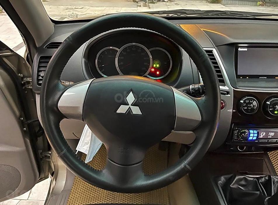 Bán Mitsubishi Pajero Sport sản xuất 2012, giá chỉ 465 triệu (5)