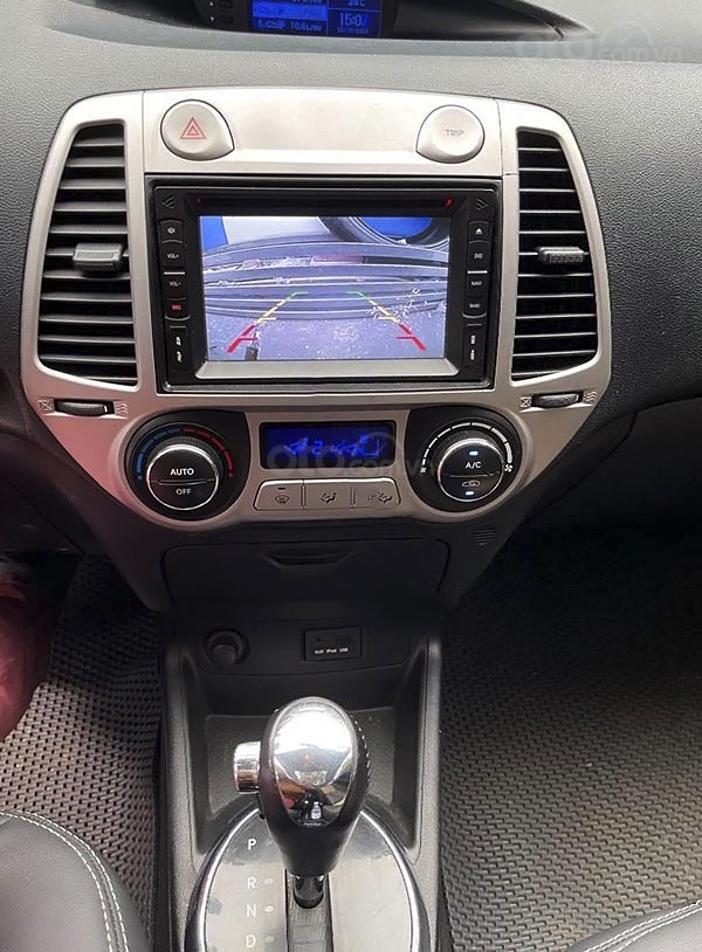 Xe Hyundai i20 năm sản xuất 2011, màu bạc, xe nhập chính chủ (2)