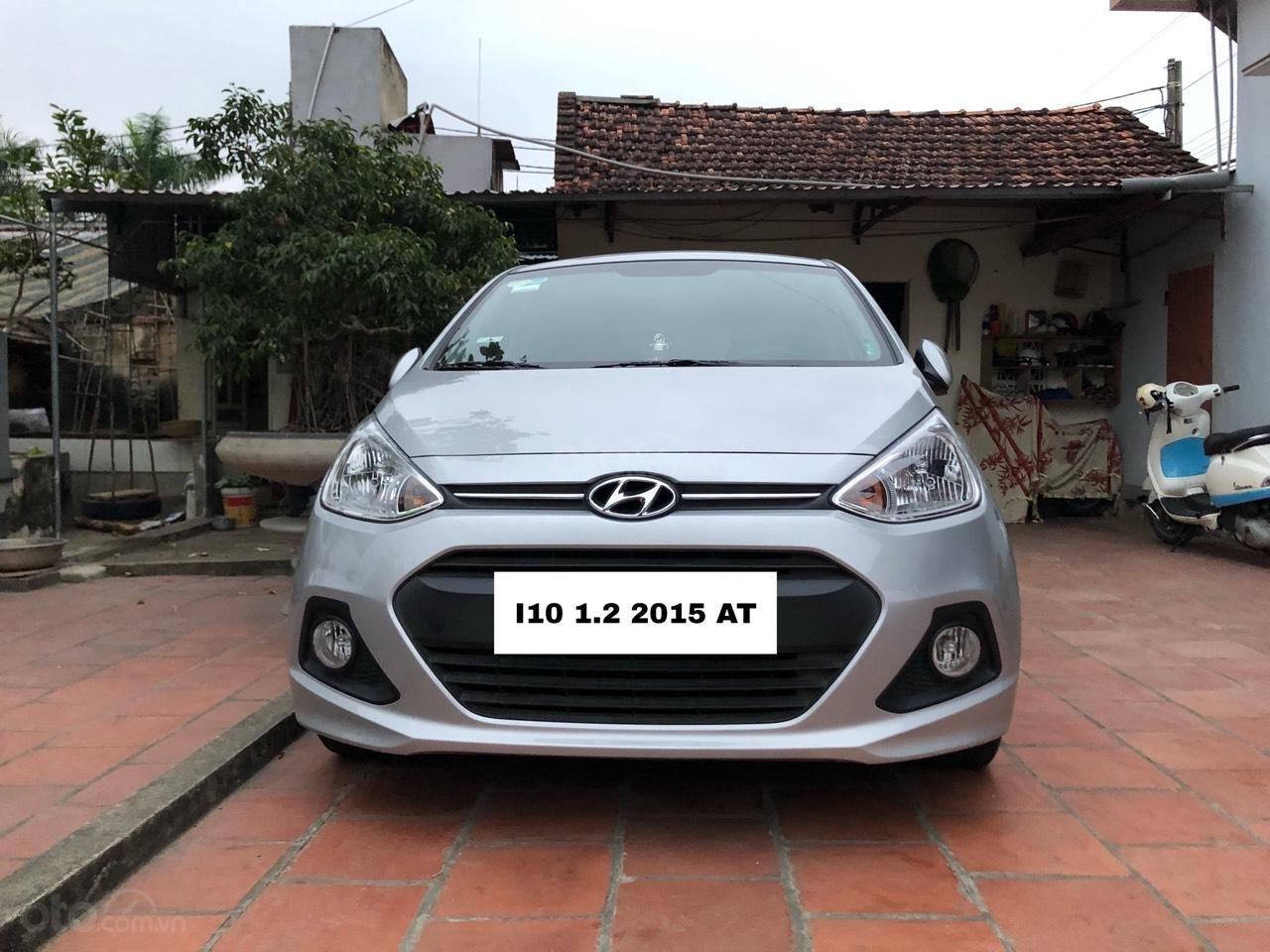Bán Grand i10 máy 1.2 nhập khẩu 2015 (1)